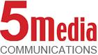 5 Media Logo